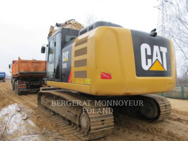 CATERPILLAR PELLES SUR CHAINES 320 E L equipment  photo 8