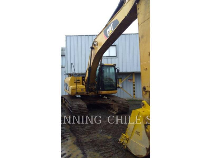 CATERPILLAR TRACK EXCAVATORS 320 D L equipment  photo 5