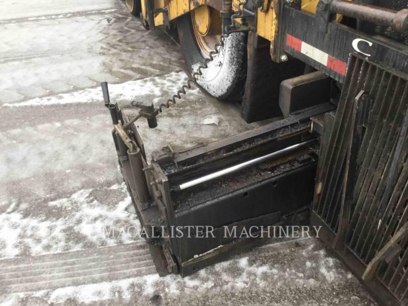 CATERPILLAR SCHWARZDECKENFERTIGER AP-1000D equipment  photo 12