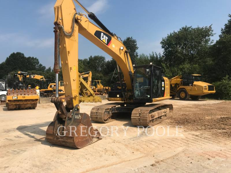 CATERPILLAR PELLES SUR CHAINES 320E L equipment  photo 1