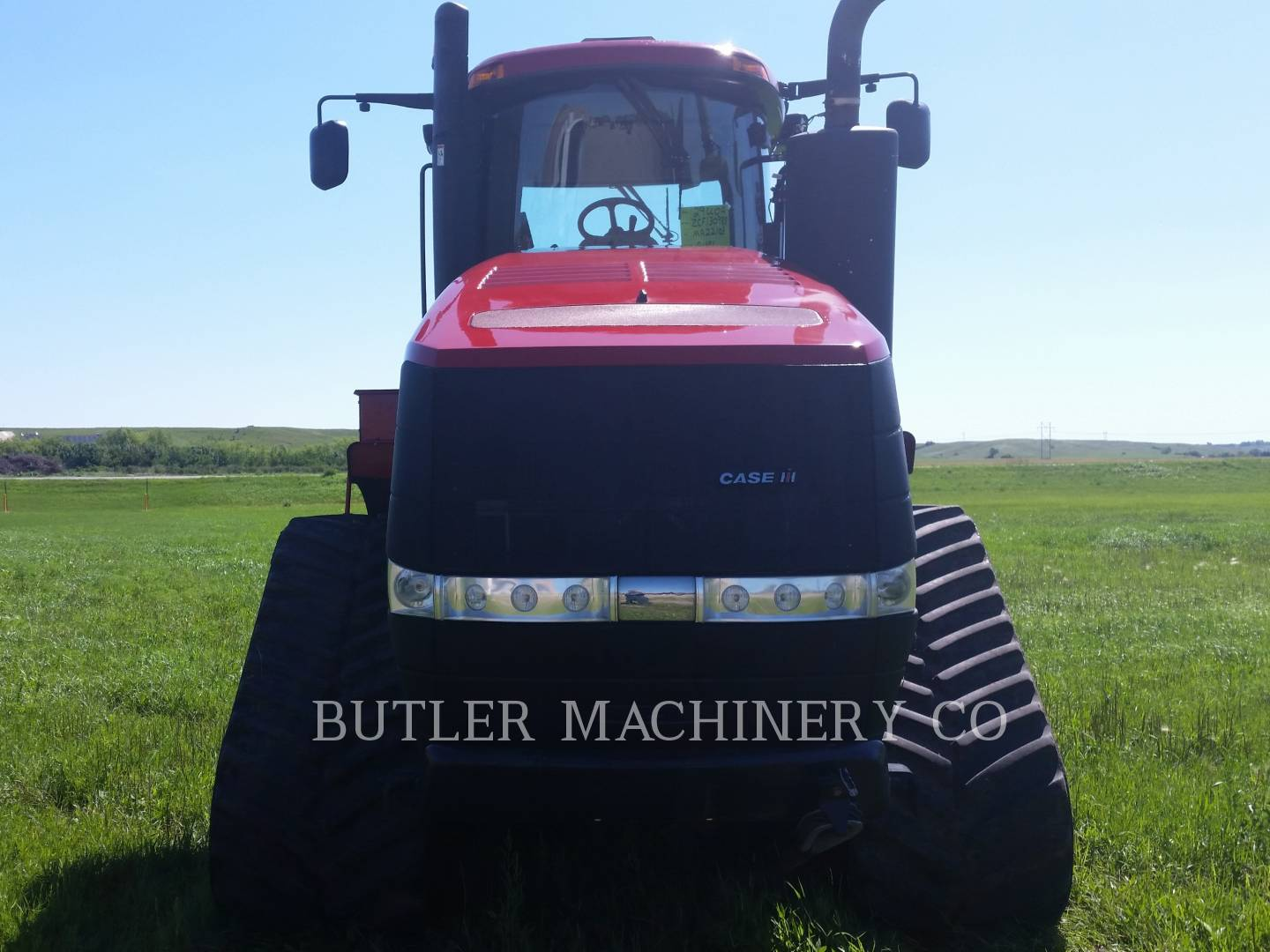 Detail photo of 2012 Case IH 600 QUAD from Construction Equipment Guide