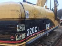 CATERPILLAR TRACK EXCAVATORS 320C L equipment  photo 7