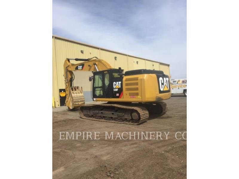 CATERPILLAR KETTEN-HYDRAULIKBAGGER 330FL TH P equipment  photo 3
