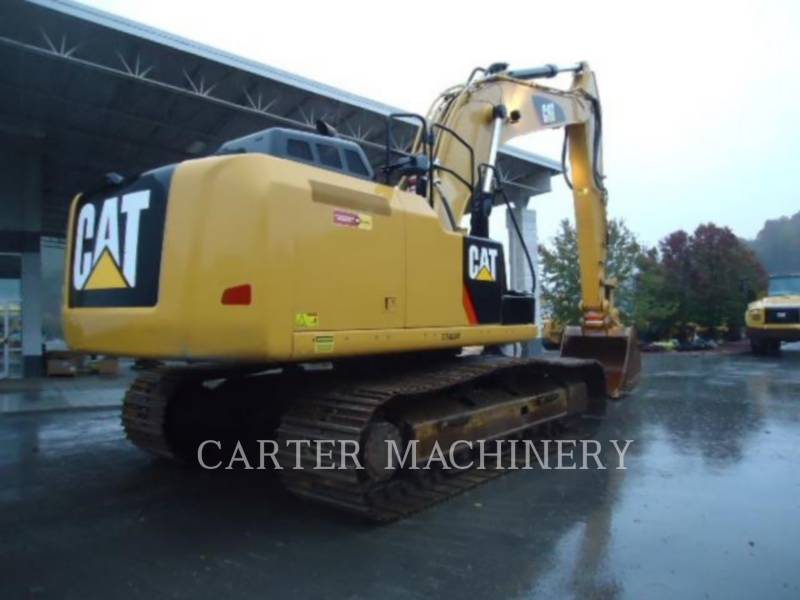CATERPILLAR TRACK EXCAVATORS 336EL 12CF equipment  photo 5