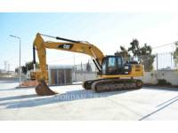 Equipment photo CATERPILLAR 329D2L PELLE MINIERE EN BUTTE 1