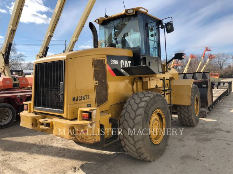 CATERPILLAR CARGADORES DE RUEDAS 938 H equipment  photo 3