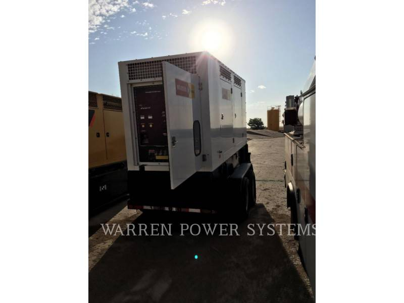 NORAM PORTABLE GENERATOR SETS N150 equipment  photo 7