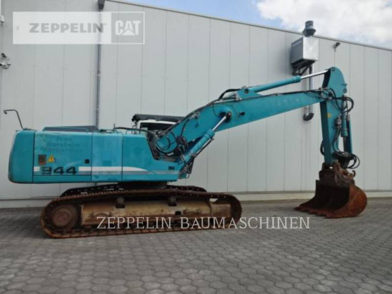LIEBHERR KETTEN-HYDRAULIKBAGGER R944C LITR equipment  photo 5