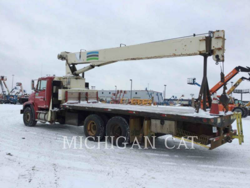 FREIGHTLINER ON HIGHWAY TRUCKS FL112 equipment  photo 4