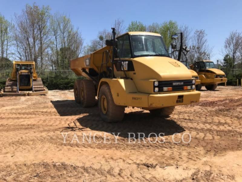 CATERPILLAR KNICKGELENKTE MULDENKIPPER 730 equipment  photo 1