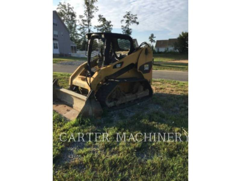 CATERPILLAR MINICARGADORAS 246C CYV equipment  photo 3