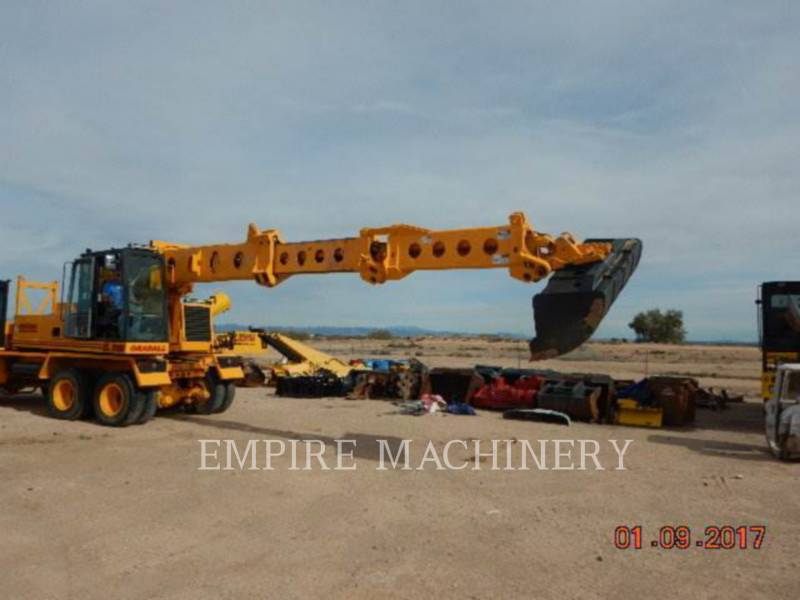 GRADALL COMPANY TRACK EXCAVATORS XL5100 equipment  photo 7