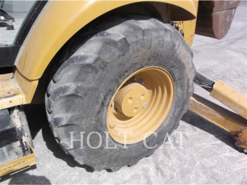 CATERPILLAR RETROESCAVADEIRAS 420FST equipment  photo 8