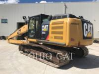 CATERPILLAR TRACK EXCAVATORS 324EL LR equipment  photo 2