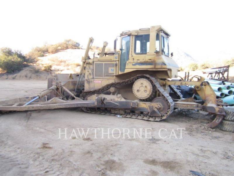 CATERPILLAR KETTENDOZER D6H equipment  photo 2