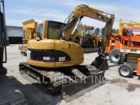 CATERPILLAR TRACK EXCAVATORS 308C CR equipment  photo 1