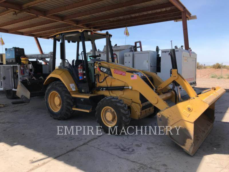 CATERPILLAR INDUSTRIELADER 415F2IL equipment  photo 2