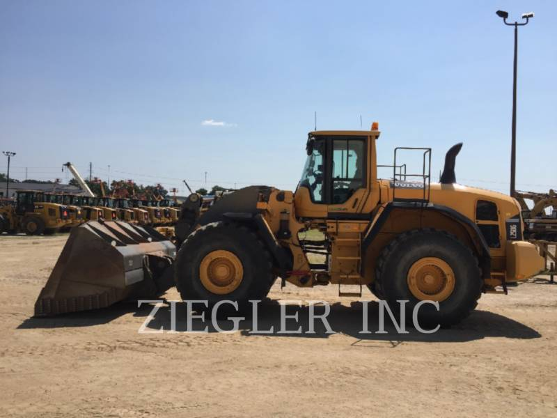 VOLVO CONSTRUCTION EQUIPMENT WHEEL LOADERS/INTEGRATED TOOLCARRIERS L250G equipment  photo 6
