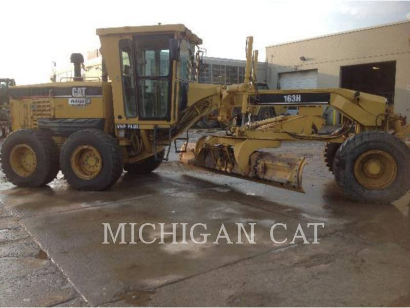 CATERPILLAR MOTORGRADER 163H equipment  photo 7