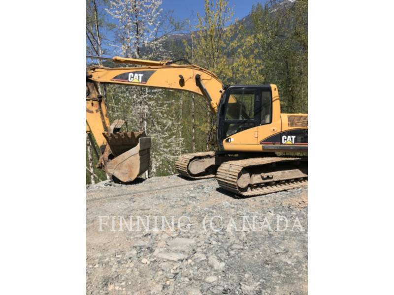CATERPILLAR EXCAVADORAS DE CADENAS 320CLRR equipment  photo 1
