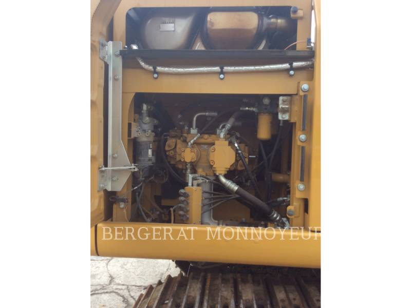 CATERPILLAR TRACK EXCAVATORS 323FL equipment  photo 9