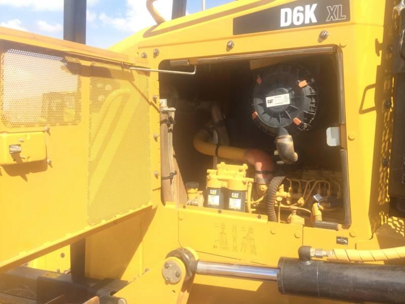 CATERPILLAR TRACTEURS SUR CHAINES D 6 K XL equipment  photo 11