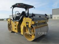 CATERPILLAR VIBRATORY DOUBLE DRUM ASPHALT CB64B equipment  photo 2