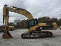 CATERPILLAR TRACK EXCAVATORS 330DL equipment  photo 8