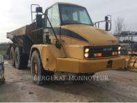 Equipment photo CATERPILLAR 725 KNICKGELENKTE MULDENKIPPER 1