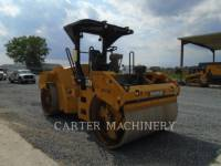 CATERPILLAR COMPACTEURS CB64 equipment  photo 1