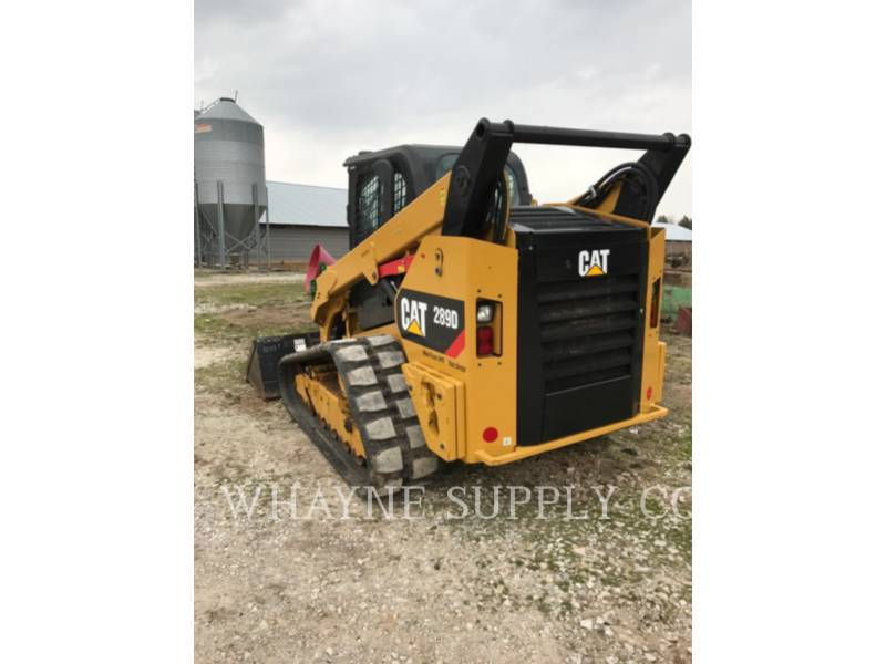 CATERPILLAR CHARGEURS TOUT TERRAIN 289D XPS equipment  photo 4