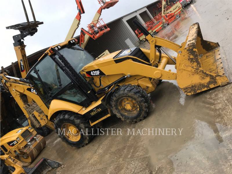 CATERPILLAR 挖掘装载机 420FST equipment  photo 2
