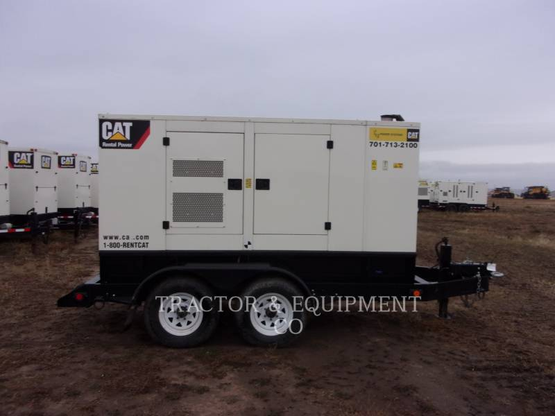 CATERPILLAR MOBILE GENERATOR SETS XQ 100 equipment  photo 1