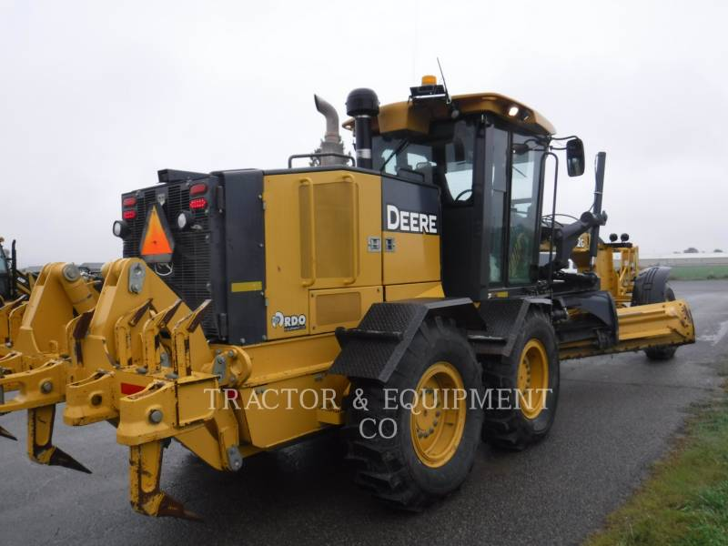 JOHN DEERE モータグレーダ 772G equipment  photo 7