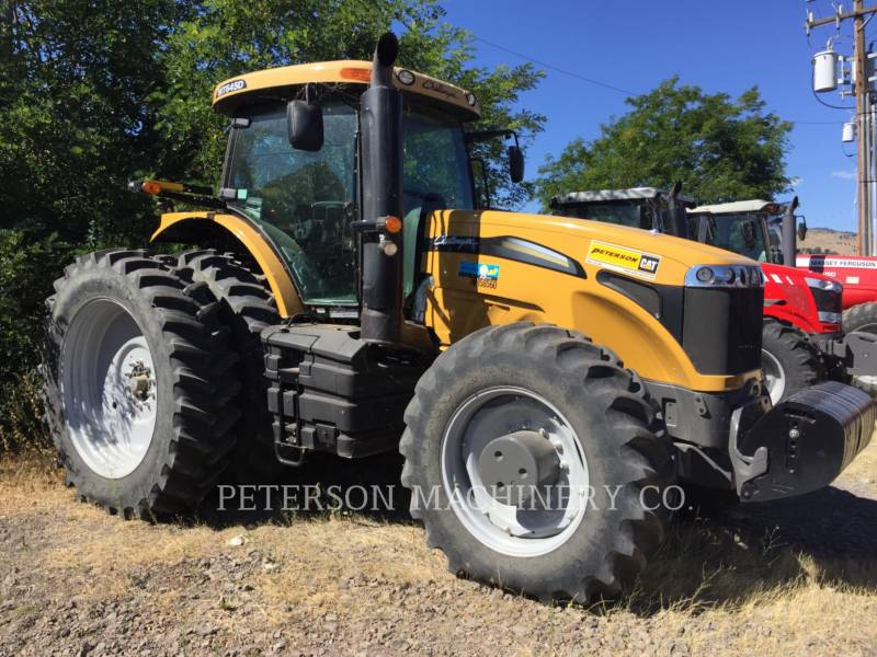 AGCO TRACTEURS AGRICOLES MT645D equipment  photo 1