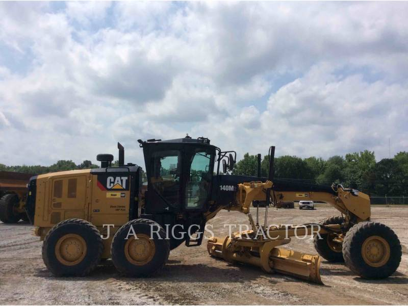 CATERPILLAR MOTOR GRADERS 140M LC14 equipment  photo 9