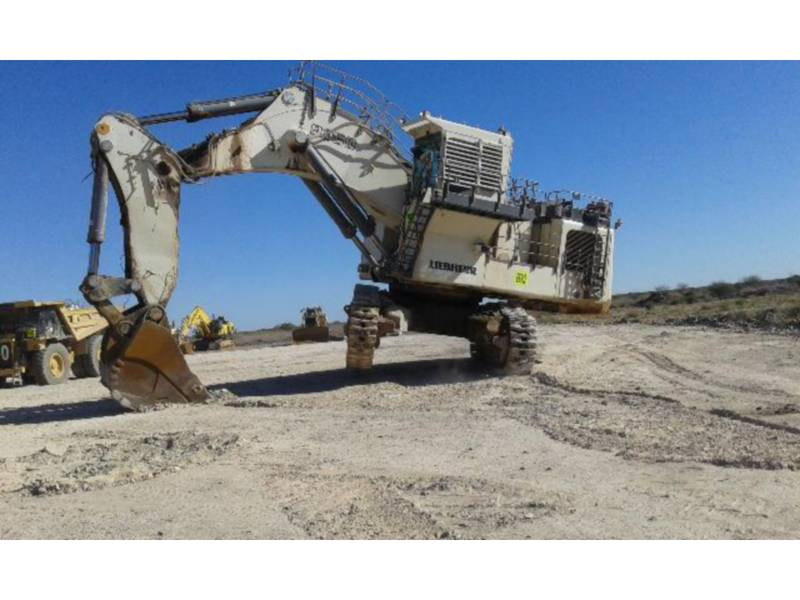 LIEBHERR TRACK EXCAVATORS R 9350 equipment  photo 4