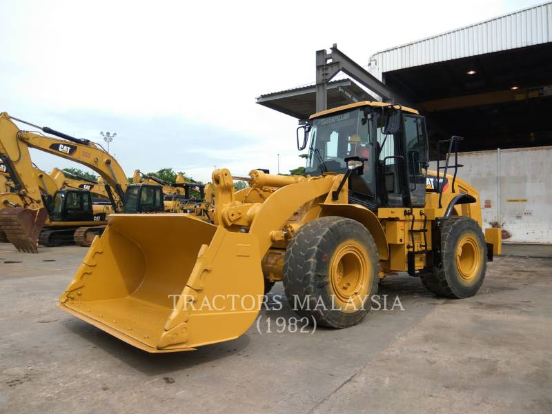 Caterpillar ÎNCĂRCĂTOARE PE ROŢI/PORTSCULE INTEGRATE 950H equipment  photo 1