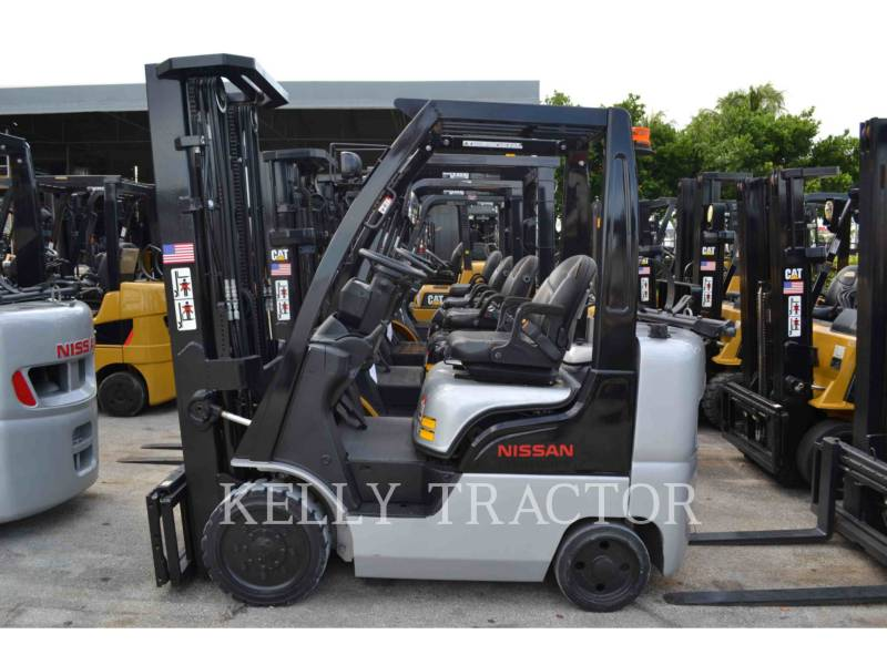 NISSAN FORKLIFTS GABELSTAPLER CF50LP equipment  photo 2