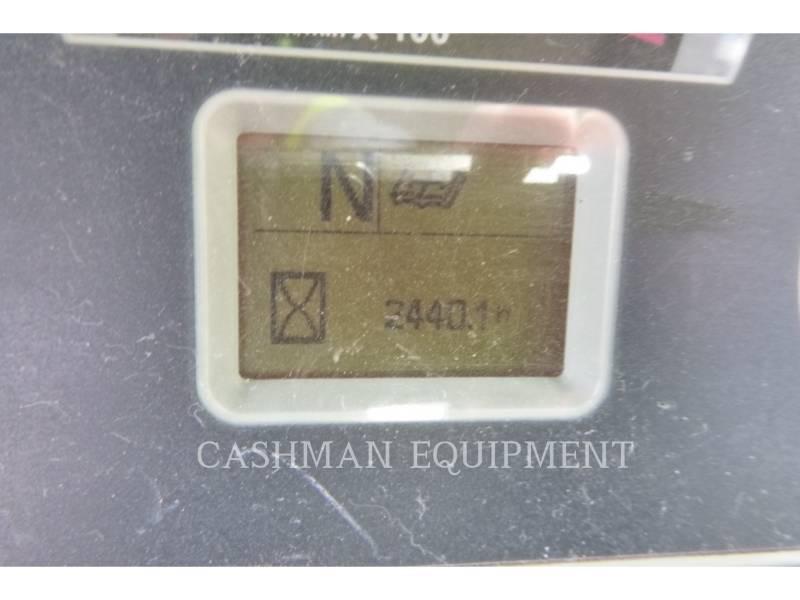 CATERPILLAR RETROESCAVADEIRAS 430FST equipment  photo 8