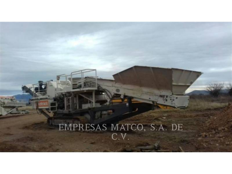 METSO CRUSHERS LT200 equipment  photo 3