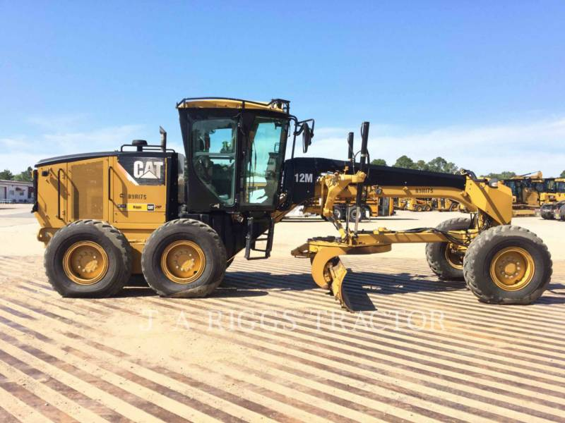 CATERPILLAR MOTOR GRADERS 12M L14 equipment  photo 9
