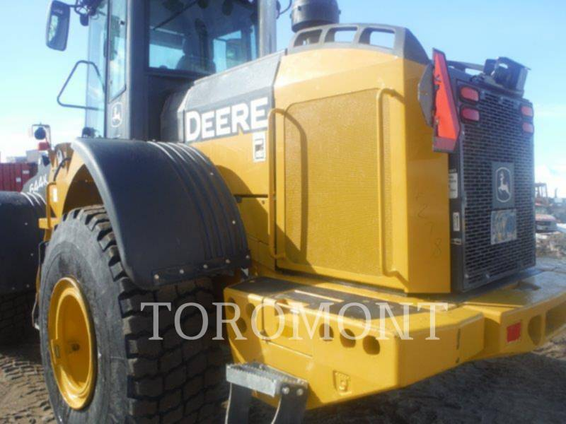 DEERE & CO. CARGADORES DE RUEDAS 644K equipment  photo 2
