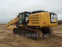 CATERPILLAR TRACK EXCAVATORS 336EL LR equipment  photo 2