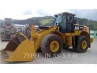 Equipment photo CATERPILLAR 966 K WHEEL LOADERS/INTEGRATED TOOLCARRIERS 1