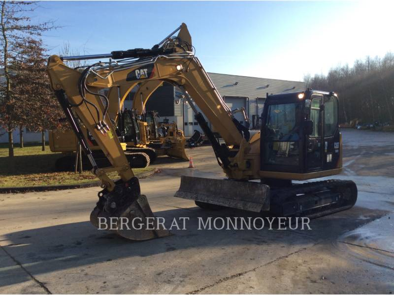 Caterpillar EXCAVATOARE PE ŞENILE 308E2 CR equipment  photo 3
