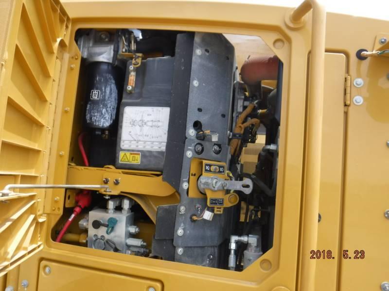 CATERPILLAR MOTORGRADER 140M3 equipment  photo 11