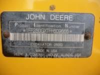 JOHN DEERE TRACK EXCAVATORS 250GLC equipment  photo 13