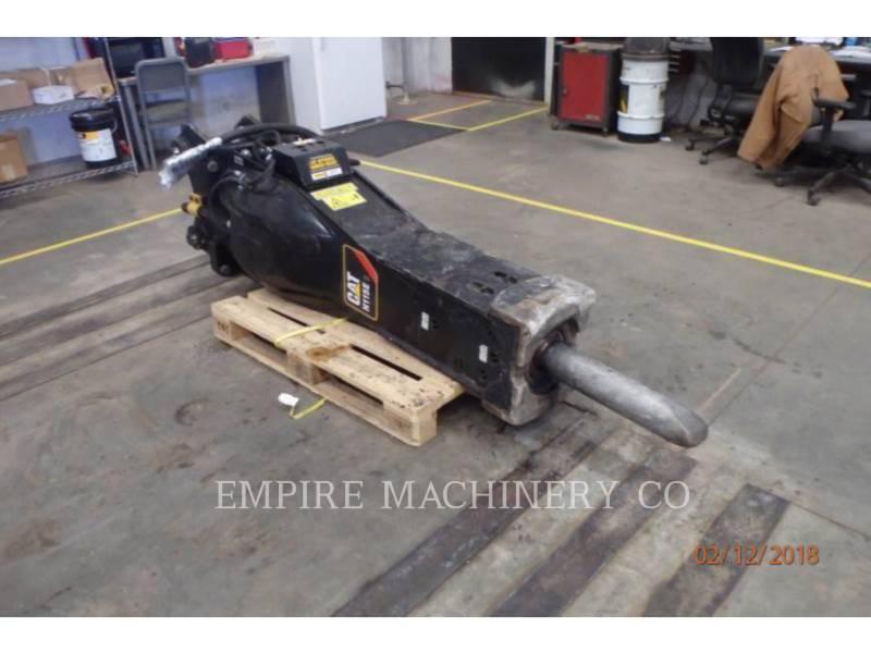 CATERPILLAR HERRAMIENTA DE TRABAJO - MARTILLO H115ES equipment  photo 1