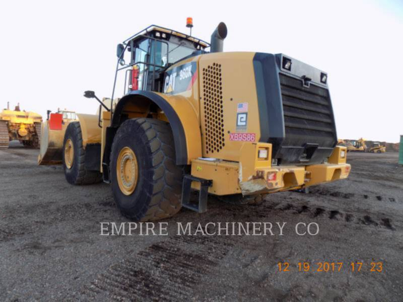 CATERPILLAR WHEEL LOADERS/INTEGRATED TOOLCARRIERS 980K AOC equipment  photo 3